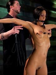 Slave Training Lyla StormDay 2-Endurance Testing