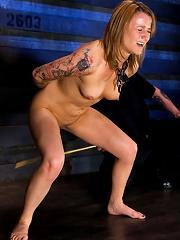 Jessie Cox Day 1brSexual Slave Training