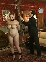 Service Session Slaves in Bondage